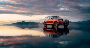 Wallpaper Rolls-Royce Montreal Cullinan